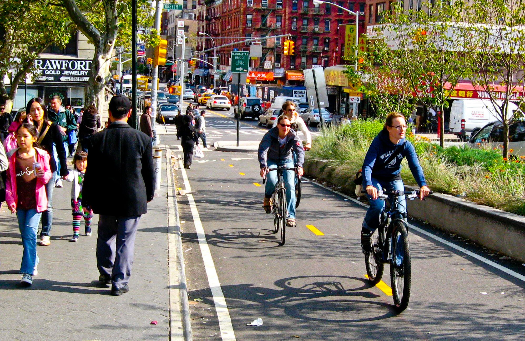 New-York-City-bike-lanes-Wikimedia